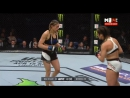 Cynthia Calvillo vs. Pearl Gonzalez,UFC 210