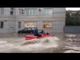 Наводнение в Приморском крае, 07.08.2017