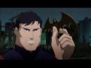 Бэтмен и Зелёный Фонарь против Супермена