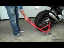 ConStands Racing Move Paddock Stand usage
