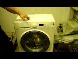 Как снять противовес на стиральной машины Аристон