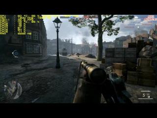 Battlefield 1 ультра настройки, сетевая игра.