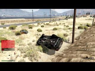 Полицейские Будни в GTA 5 Online - КОПЫ VS РАЗБОЙНИКИ.