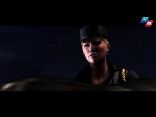 Локализация Mortal Kombat X. Демо-ролик: Соня Блэйд