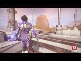 Mass Effect Andromeda - Первые кадры мультиплеера [анализ]