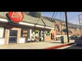 GTA 5 - Вин Дизель (Доминик Торетто) ворует грузовики и магазины / (Форсаж/The Fast and the Furious)