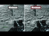 Сравнение графики Call of Duty Infinite Warfare (PC) - Min vs. Max [PC Games]