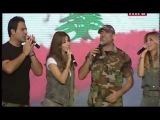 Nancy Ajram - Jaysh Lubnan Operette - Live
