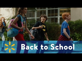 Own the School Year Like a Hero | Back to School with Walmart