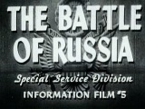 The Battle of Russia 1943  Classic English Movie