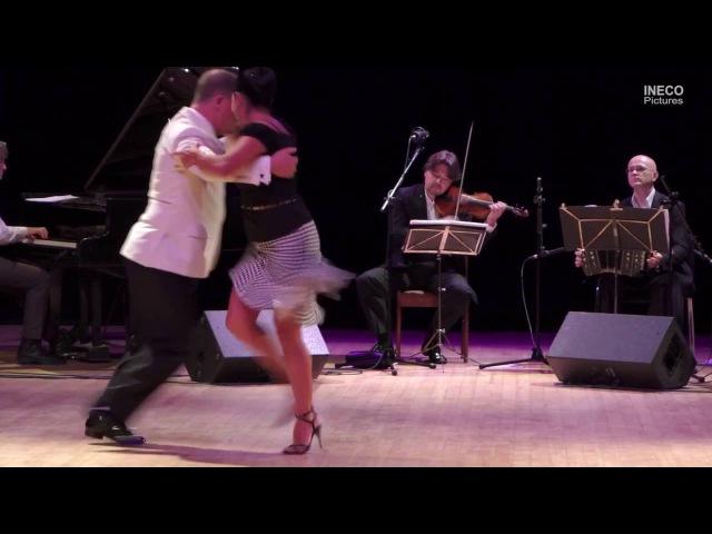 Sebastian Misse Andrea Reyero, Demoliendo tangos - Milonga de Mis Amores