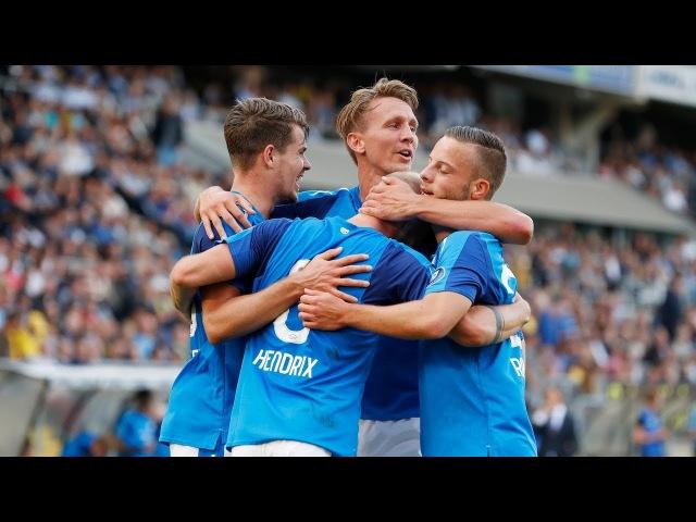 Samenvatting: NAC Breda - PSV