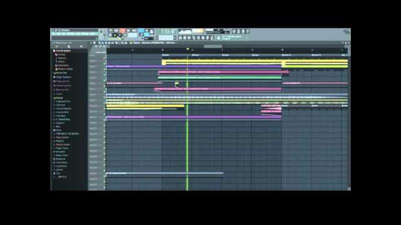 Teramite Sleepless FL Studio 12 Playthrough
