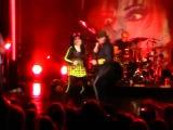 Rockliner 2010 Udo Lindenberg &amp Nina Hagen im Duett (Romeo &amp Julia, Rock