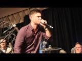 Jensen Ackles Raps Vanilla Ice