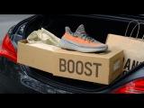 Релиз Adidas Yeezy Boost 350 V2 @ Москва