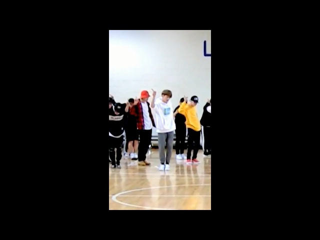 BTS Not Today 안무영상 Dance Practice 정국 JUNGKOOK focus