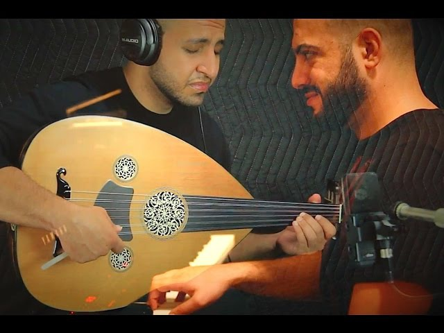 All Of Me Oud Piano cover Ahmed Alshaiba Maan Hamadeh