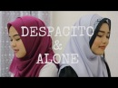 Despacito Alone - Luis Fonsi, Daddy Yankee ft. Justin Bieber Alan Walker (Sheryl Eizaty cover)