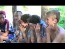 Каля вёскі Уланава дзейнічае палатачны спартыўны лагер для актыўных хлопцаў і д
