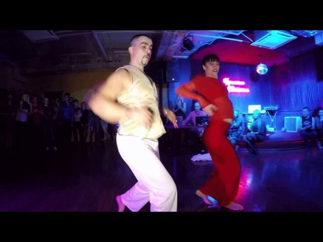Salsa Cuban Show. Андрей Беркут и Оксана Похило