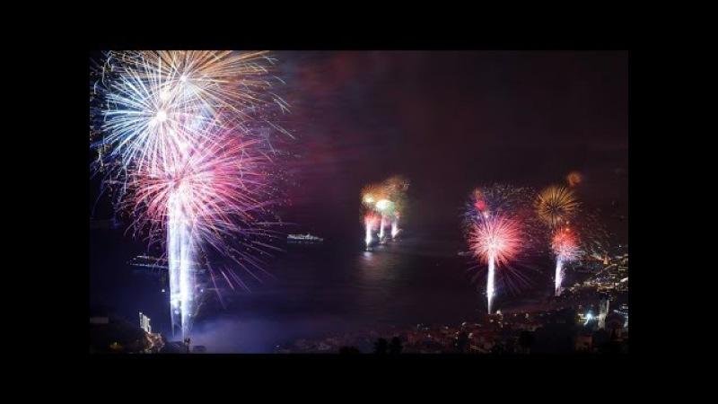 Fogo de Artifício Passagem de Ano Madeira 2016 - 2017- NEW YEAR FIREWORKS