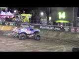 Monster Jam World Finals 18 XVIII VP Racing Fuels Mad Scientist Lee O'Donnell Freestyle CHAMPION