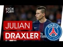 Julian Draxler on Neymar, PSG competition and his friend Özil | EXCLUSIVE INTERVIEW