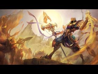 Azir Voice - English - League of Legends