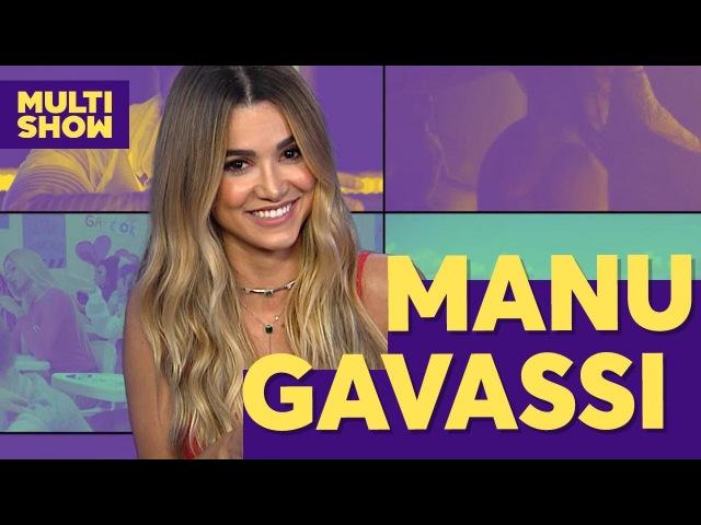 Manu Responde | Manu Gavassi | TVZ Ao Vivo | Música Multishow