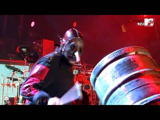 Slipknot - Left Behind - Live Rock Am Ring 2009 HD