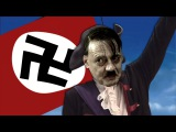 You Are A Pirate but it's performed by Adolf Hitler (You Are A Nazi)