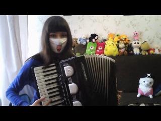 Пираты Карибского моря, кавер на аккордеоне/ Pirates of the Caribbean, accordion cover