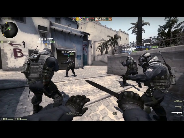 VAC MOMENT IN CS:GO