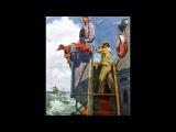 Михаил Михайлов Над волною голубою Mikhail Mikhailov 1940s