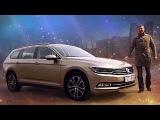 Volkswagen Passat Variant 2017 Тест-драйв, Обзор, Технические характеристики | Pro Автомобили
