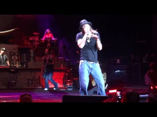 Kid Rock - Cocky - LIVE 9/3/2011 The Woodlands, TX 3rd Row!