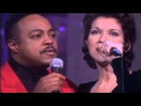 Celine Dion ft Peabo Bryson ~ Beauty And The Beast ~ Live 1998 in Quebec, Canada
