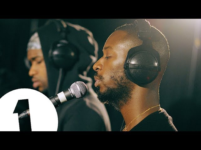 GoldLink - Herside Story/Crew ft. Hare Squead Masego - Radio 1's Piano Sessions