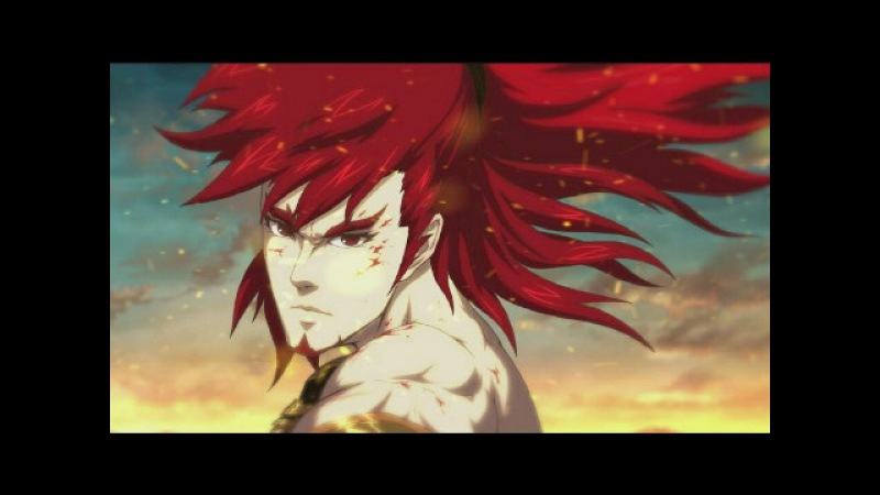 Kuiyu chouyuan filme Movie Trailer 2 岁城璃心 anime