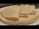 Тонкий Лаваш. Армянский Лаваш. Самый лучший рецепт лаваша!