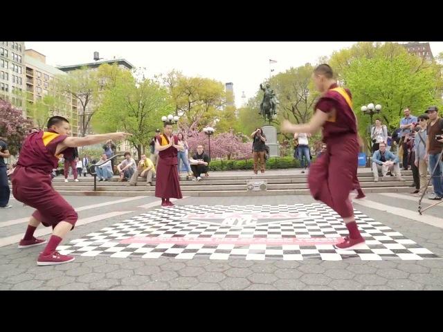 Beastie Buddhist Monks · coub, коуб