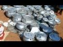 Бизнес идея в гараже. Изготовление алюминиевой посуды кустарным способом