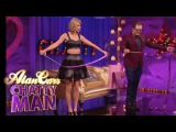 Alan's Ribbon Dancing Fail With Taylor Swift - Alan Carr Chatty Man