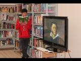 В день рождения А. С. Пушкина студенты из КНР читают стихи классика