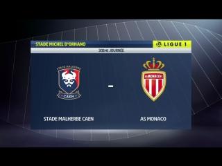 Кан - Монако 0:3 видео