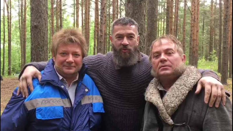 Сергей Бадюк, Ян Цапник и Евгений Сытый против наркотиков