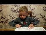 Ефим читает текст.