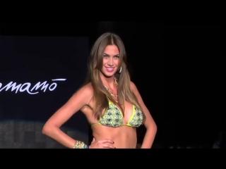 Мелисса Сатта (Melissa Satta) на модном показе Emamo (2014)
