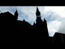 Остатки дворца Карла Великого в Аахене